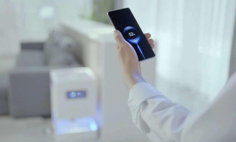 با فناوری بی سیم شیائومی دیگر نیاز به شارژ ندارید