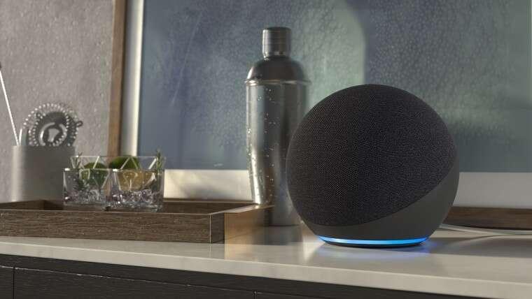 معرفی اسپیکر هوشمند نسل چهارم Echo با قیمت 70 دلار در آمازون