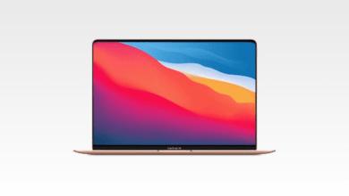 اپل مک بوک ایر 2021 نازک تر، سبک تر و دارای حاشیه های باریک