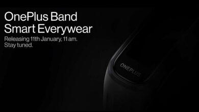 مچبند هوشمند OnePlus با دوام باتری 14 روزه وارد بازار می شود