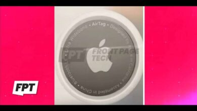 AirTag، مک بوک و دستگاه AR جدید اپل در سال 2021 راه اندازی می شوند مینی LED