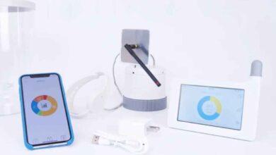 نمایشگر هوشمند آب Pleco برای مدیریت مصرف آب خانگی