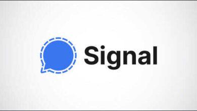 آموزش نصب و فعال سازی پیام رسان سیگنال + لینک دانلود Signal