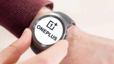 طراحی و تاریخ انتشار ساعت هوشمند OnePlus مشخص شد!