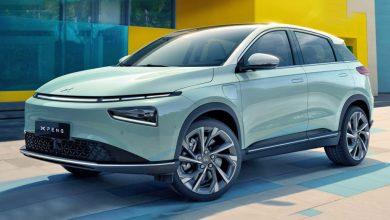 خودروساز XPeng از کراس اوور برقی G۳ با فیس لیفت جدید رونمایی کرد